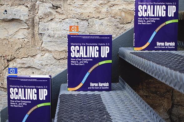 Le livre qui aide à passer de Start-up à Scale-up (2è partie)